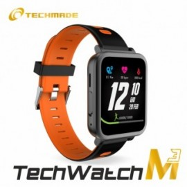 Techmade Techwatch M3 Mini Black/Or Ange