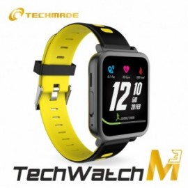 Techmade Techwatch M3 Mini Black/Yellow