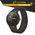 Techmade Techwatcht2-Mbk Nuovo T2 W Ith Metal Black Belt