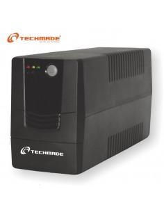 Techmade Gruppo Di Continuita'600V/A-350Watt Plastic Case
