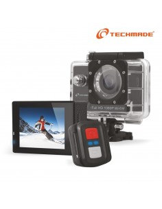 Techmade Action Cam2.0 Con Remote Control