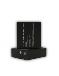 Techmade Batteria Per Action Cam Tm-Js108 Bulk 1050Mah