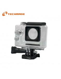 Techmade Custodia Waterproof Per Tm-Js108-2.0 E 4K Action Cam
