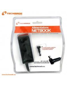 Techmade Alimentatore Per Notebook Compatibile Asus Con Jack Ded