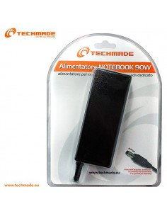 Techmade Alimentatore Per Notebook Hp Jack 1,7Mm