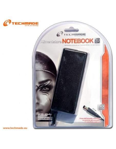 Techmade Alimentatore Per Notebook Hp Jack 5Mm
